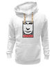 "Толстовка Wearcraft Premium унисекс ""brand"" - стиль, мода, путин, бренд"