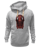 "Толстовка Wearcraft Premium унисекс ""Сын Ада (Хеллбой)"" - comics, hellboy, хеллбой, son of hell, сын ада"
