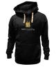 """Толстовка Wearcraft Premium унисекс """"BARTsquiat"""" - граффити, корона, the simpsons, basquiat, жан-мишель баския"""