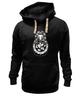 """Толстовка Wearcraft Premium унисекс """"Матрешка Скелет"""" - skull, череп, матрешка, dead, russian doll"""