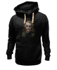 "Толстовка Wearcraft Premium унисекс ""Dark Knight"" - joker, batman, джокер, хит леджер, kinoart"