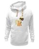 "Толстовка Wearcraft Premium унисекс ""My Little Pony - AppleJack (ЭпплДжек)"" - pony, mlp, my little pony, пони, усы"