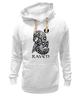 """Толстовка Wearcraft Premium унисекс """"Raven Brand"""" - ворон, raven, raven brand, бренд ворон, voron"""