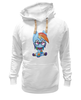 "Толстовка Wearcraft Premium унисекс ""Rainbow Dash"" - pony, mlp, пони, magic, friendship"