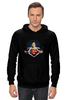 "Толстовка Wearcraft Premium унисекс ""Супермен"" - супермен, superman"