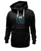 "Толстовка Wearcraft Premium унисекс ""Terminator"" - череп, робот, терминатор, terminator, kinoart"