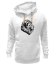"Толстовка Wearcraft Premium унисекс ""proud lion "" - лев, lion"