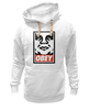 "Толстовка Wearcraft Premium унисекс ""obey."" - obey, street art, contemporary"