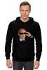 "Толстовка ""Pixel Putin"" - король, pixel, путин, putin, пиксели"