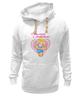 """Толстовка Wearcraft Premium унисекс """"Сделано с любовью!"""" - baby, беременность, футболки для беременных, футболки для беременных купить, принты для беременных, pregnant, made with love"""
