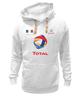 "Толстовка Wearcraft Premium унисекс ""WRC Sebastian Loeb"" - гонки, wrc, rally, чемпионат мира по ралли"