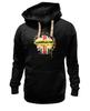 "Толстовка Wearcraft Premium унисекс ""Шерлок"" - флаг, sherlock, шерлок, uk"
