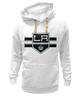 "Толстовка Wearcraft Premium унисекс ""Лос-Анджелес Кингс "" - хоккей, nhl, нхл, los angeles kings, лос-анджелес кингс"