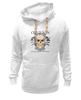 """Толстовка Wearcraft Premium унисекс """"Oblivion"""" - череп, ангел, дизайн, oblivion, забвение"""