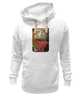"""Толстовка Wearcraft Premium унисекс """"Рыжий """" - кот, котэ"""