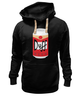 "Толстовка Wearcraft Premium унисекс ""Пиво Дафф (Duff Beer)"" - пиво, симпсоны, гомер симпсон, duff beer, пиво дафф"