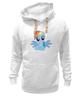 """Толстовка Wearcraft Premium унисекс """"RainbowDash T-Shirt"""" - круто, rainbow dash, my little pony, пони, rainbow, стильно, рейнбоу дэш, молодёжно"""