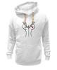 """Толстовка Wearcraft Premium унисекс """"Медсестричка"""" - медсестра, медсестричка"""