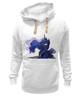 "Толстовка Wearcraft Premium унисекс ""Luna the princess"" - pony, mlp, luna"