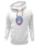"""Толстовка Wearcraft Premium унисекс """"Лев_Арт"""" - царь, king, лев, король, lion, animal, leo, львы"""