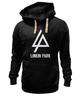"Толстовка Wearcraft Premium унисекс ""Linkin Park"" - linkin park, линкин парк"