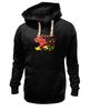 """Толстовка Wearcraft Premium унисекс """"Flash (8 Bit)"""" - flash, pixel art, пиксельная графика, флэш"""