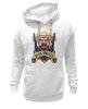 """Толстовка Wearcraft Premium унисекс """"Pigos Banditos"""" - guns, mexico, losadleras, los adleras, kotashi, bandits"""