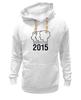 """Толстовка Wearcraft Premium унисекс """"Год литературы (2015)"""" - писатели, год литературы"""
