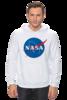 """Толстовка """"Свитшот NASA """" - nasa, наса"""