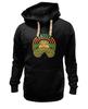 """Толстовка Wearcraft Premium унисекс """"Гипножабы"""" - игра, game, sega, сега, жаба"""