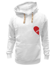 "Толстовка Wearcraft Premium унисекс ""heart"" - heart"