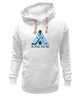 "Толстовка Wearcraft Premium унисекс ""Ice Hockey              "" - игра, спорт, хоккей"