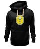 "Толстовка Wearcraft Premium унисекс ""Миньон (Banana)"" - banana, миньоны, гадкий я, minion"