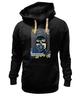 """Толстовка Wearcraft Premium унисекс """"Бэтмен"""" - комиксы, batman, бэтмен, dc"""