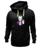 "Толстовка Wearcraft Premium унисекс ""Джокер (Joker)"" - joker, джокер"