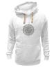 "Толстовка Wearcraft Premium унисекс ""Мандала"" - арт, symbol, mandala"