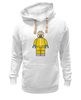 "Толстовка Wearcraft Premium унисекс ""Heisenberg (Breaking Bad)"" - во все тяжкие, lego, breaking bad, heisenberg"