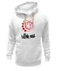 "Толстовка Wearcraft Premium унисекс ""blink-182 red logo"" - blink-182, ava, blink 182, angelsandairwaves, blink182"