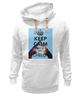 "Толстовка Wearcraft Premium унисекс ""Keep calm and be an Echelon"" - красиво, рок, 30 seconds to mars, keep calm, echelon, эшелон"