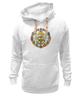 "Толстовка Wearcraft Premium унисекс ""Герб                        "" - россия, герб, путин, кризис, патриотические футболки"
