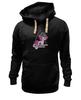 """Толстовка Wearcraft Premium унисекс """" Clockwork Pinkie """" - clockwork orange, pony, mlp, пони, hasbro"""