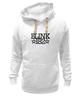 "Толстовка Wearcraft Premium унисекс ""blink182 star"" - punk rock, blink-182, blink 182"