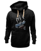"Толстовка Wearcraft Premium унисекс ""Fast & Furious"" - авто, кино, форсаж, kinoart, fast & furious"