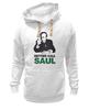 "Толстовка Wearcraft Premium унисекс ""Better call Saul"" - saul goodman, better call saul, лучше звоните солу, сол гудман"