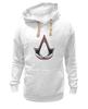 "Толстовка Wearcraft Premium унисекс ""Assassin's Creed"" - games, игры, assassins creed, компьютерные игры, pc, assassin's creed, video games"