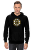 "Толстовка Wearcraft Premium унисекс ""Boston Bruins"" - медведь, хоккей, nhl, бостон, boston bruins"