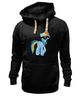 "Толстовка Wearcraft Premium унисекс ""Rainbow Dash"" - rainbow dash, mlp, my little pony, пони, рэйнбоу"