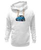 "Толстовка Wearcraft Premium унисекс ""Жучок"" - жук, жучок, vw, beetle"
