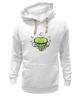 """Толстовка Wearcraft Premium унисекс """"Зеленый чай"""" - весна, spring, зеленый чай, green tea, весенний"""