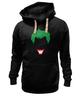 """Толстовка Wearcraft Premium унисекс """"Joker (Джокер)"""" - joker, batman, джокер"""